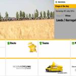 Sledujte Tour de France v mobilu či tabletu