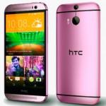 HTC One M8 nyní v červené a růžové barvě