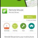 TIP:Jak si z chytrého telefonu udělat myš a klávesnici?!