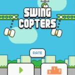 Tvůrce Flappy Bird přichazí s ještě obtížnějsí Swing Copters