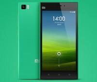 Xiaomi-Mi3-Green