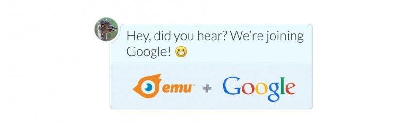 google-emu