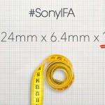 Sony představí na veltrhu IFA tablet zajímavých rozměrů