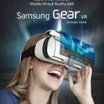 Headset virtuální reality Samsung Gear VR představen v obrazech