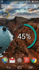 Battery Widget Reborn 4