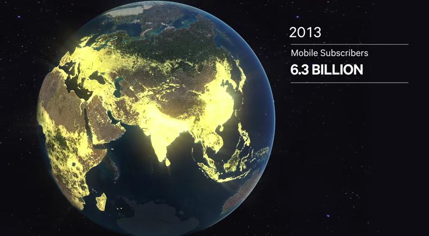 Mobile 40 Year Awakening in 90 Seconds