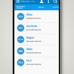 Tip na aplikaci: Televize v mobilu