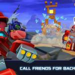 Hra Angry Birds Transformers je dostupná v Google Play