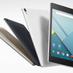 Famfáry, prosím! Google vydal nový Nexus 9!