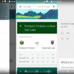 Google Search 4.0.26 přináší přepínání uživatelských účtů
