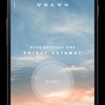 Jakým způsobem využívá Volvo kartonový Google Cardboard?