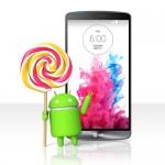 LG: Aktualizace Androidu 5.0 Lollipop pro G3 dorazí již příští týden