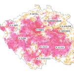 T-Mobile během měsíce rozšířil LTE síť do 165 obcí po celé ČR