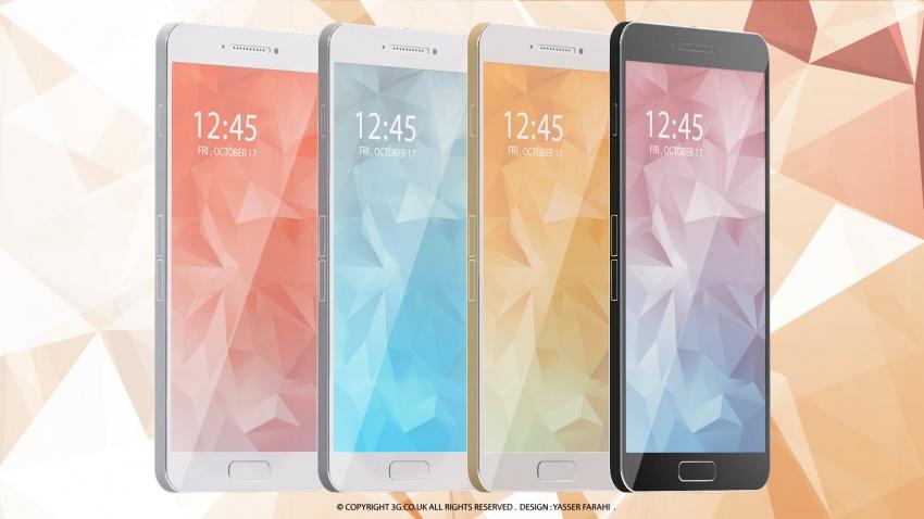 Samsung Galaxy S6 design koncept4