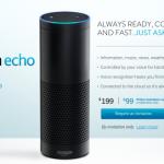 Amazon Echo – asistent pro každou domácnost