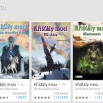 Google Play: stáhněte si dvojici knih za 1 Kč a další ve slevě