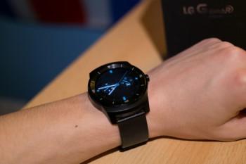 LG G Watch R-4