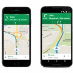 Google mapy nabídnou plnohodnotnou offline navigaci