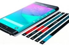 Galaxy Note Edge se představuje v reklamě před uvedením na český trh