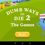 Tip na hru: Dumb Ways to Die 2: The Games