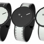 Za hodinkami z elektronického papíru stojí Sony