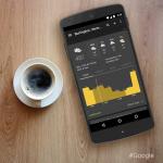 Zprávy a počasí Google nyní s novým designem a funkcemi