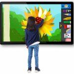 Děti potěší 65″ Android tablet s 4K rozlišením