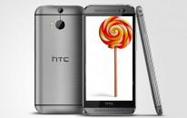 HTC nestihne dodat Android 5.0 na HTC ONE včas