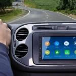 Parrot představil ovládací systém pro auta běžící na Androidu 5.0 Lollipop