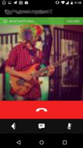 WhatsAPP testuje volání mezi uživateli