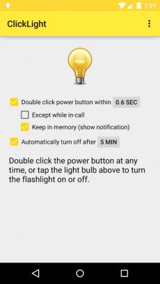 clicklight
