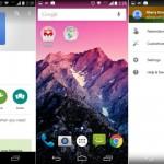 Aktualizace Google Now přináší material design