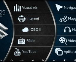 Instalace tabletu Nexus 7 do auta (software)