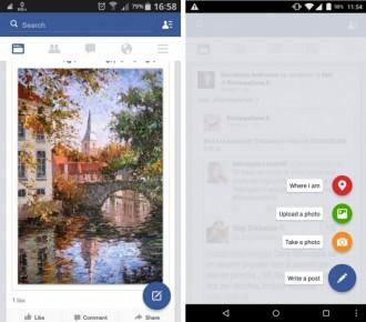 Facebook-Material-Design