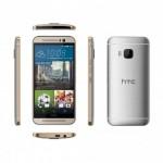 Podívejte se na kompletní specifikace HTC One M9