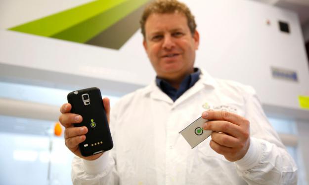 StoreDot-battery-1-minue-charge