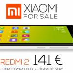 Xiaomiforsale.com bude nabízet model REDMI 2 za 141 Euro