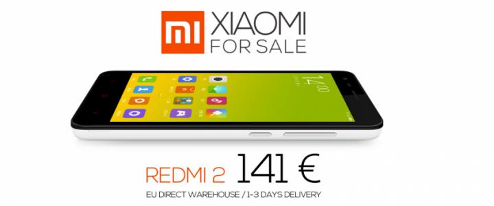 Xiaomi for sale - REDMI 2