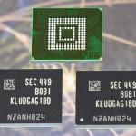 Samsung představil novou 128 GB UFS paměť