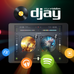 Tip na aplikaci: Staňte se DJem s Djay