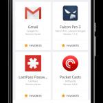 Appeer doporučuje aplikace v závislosti na Vám podobných lidech