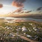 Podívejte se na futuristický návrh nového sídla Googlu