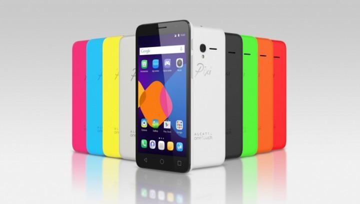 PIXI 3 (5.5) colors