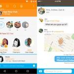 Swarm nově umí posílat zprávy vašim přátelům poblíž