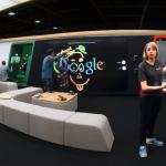 Projděte si první značkový obchod Googlu díky Cardboardu