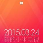 Xiaomi představí dvě nové chytré televize