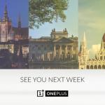 OnePlus vstupuje do dalších 16 zemí včetně Česka