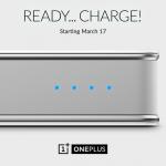 OnePlus v příštím týdnu začne prodávat powerbanku