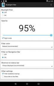 Bluelight Filter - Night Mode1