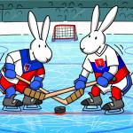 Tip na hru|Bob a Bobek: Lední hokej